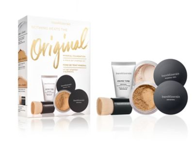 thumbnail imageORIGINAL FOUNDATION Get Started Kit - Golden Ivory