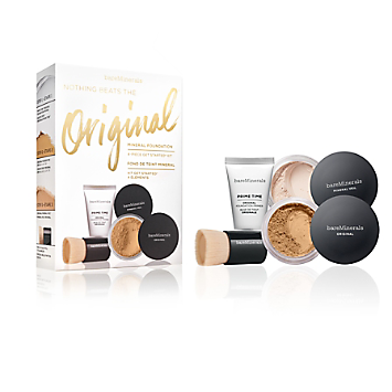 ORIGINAL FOUNDATION Get Started Kit - Golden Ivory