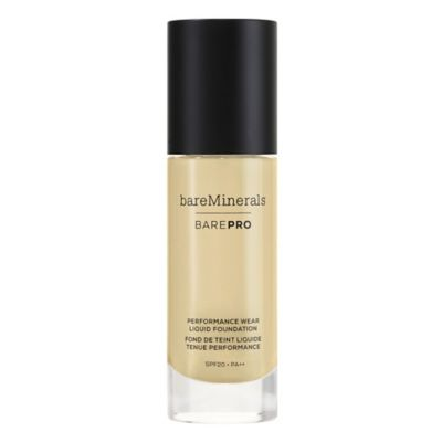 thumbnail imageBAREPRO Performance Wear Liquid Foundation SPF 20 - Golden Ivory 08