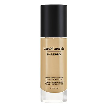 BAREPRO Performance Wear Liquid Foundation SPF 20 - Sandalwood 15