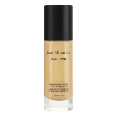 thumbnail imageBAREPRO Performance Wear Liquid Foundation SPF 20 - Pecan 18