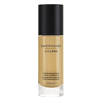 BAREPRO Performance Wear Liquid Foundation SPF 20 - Sable 21