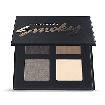 Smoky Eyeshadow Palette at bareMinerals Boutique in 2097 Charl Charleston, WV | Tuggl