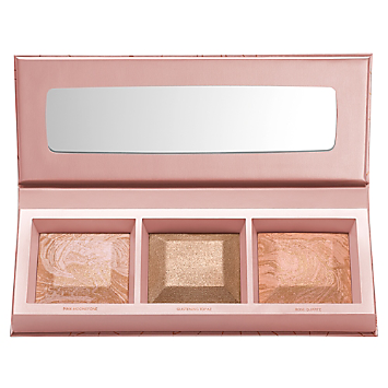 Crystalline Glow Bronzer & Highlighter Palette
