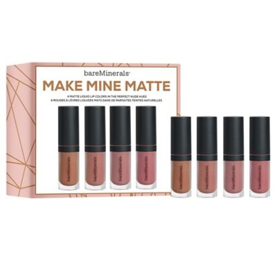 Image result for make mine matte lip kit