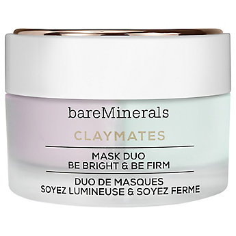 Claymates Be Bright & Be Firm Mask Duo