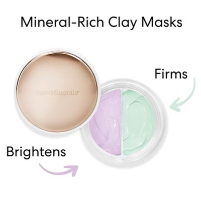 thumbnail imageClaymates Mask Duo - Be Bright & Be Firm