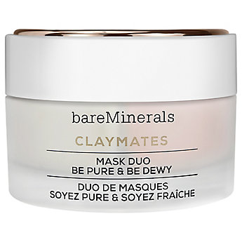 Claymates Be Pure & Be Dewy Mask Duo