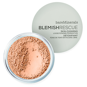 Blemish Rescue Skin-Clearing Loose Powder Foundation - NEUTRAL IVORY 2N