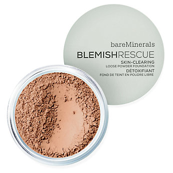 3fb6d84fad02f Blemish Rescue Skin-Clearing Loose Powder Foundation