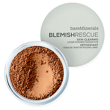 Blemish Rescue Skin-Clearing Loose Powder Foundation - NEUTRAL TAN 4N