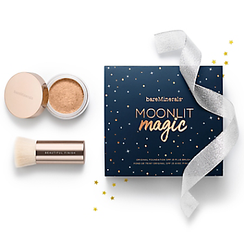 MOONLIT MAGIC: ORIGINAL FOUNDATION + BRUSH