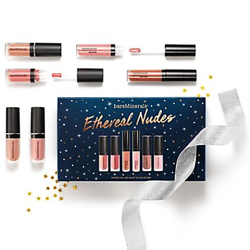 ETHEREAL NUDES LIP COLLECTION