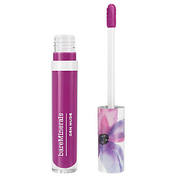 Floral Utopia GEN NUDE Patent Lip Lacquer - Orchid-ing Around