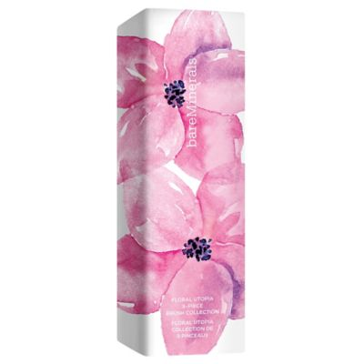 thumbnail imageFloral Utopia 3-Piece Brush Collection