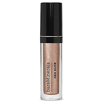 Gen Nude Metallic Liquid Eyeshadow - Pink Opal