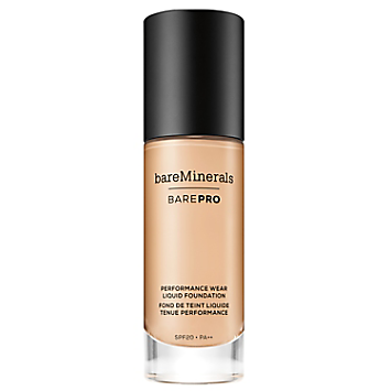BAREPRO Performance Wear Liquid Foundation SPF 20 - Ivory 02