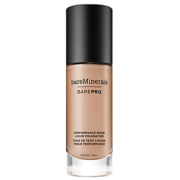 BAREPRO Performance Wear Liquid Foundation SPF 20 - Flax 9.5
