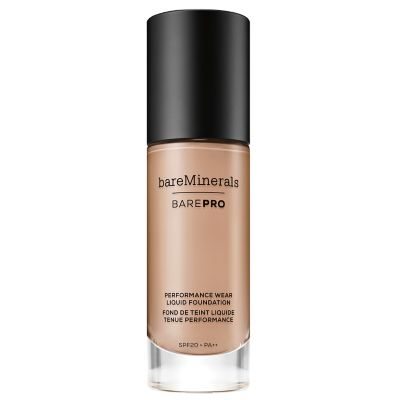 thumbnail imageBAREPRO Performance Wear Liquid Foundation SPF 20 - Flax 9.5