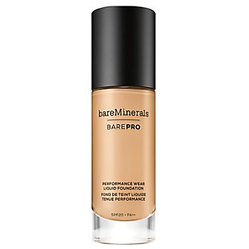 BAREPRO Performance Wear Liquid Foundation SPF 20 - Butterscotch 15.5