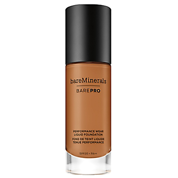 BAREPRO Performance Wear Liquid Foundation SPF 20 - Oak 20