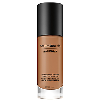 BAREPRO Performance Wear Liquid Foundation SPF 20 - Almond 22