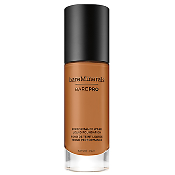 BAREPRO Performance Wear Liquid Foundation SPF 20 - Latte 24