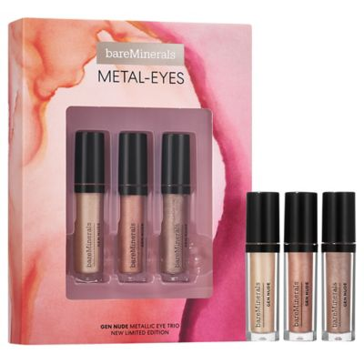 thumbnail imageMETAL-EYES GEN NUDE Metallic Eye Trio