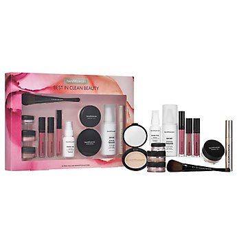 BEST IN CLEAN BEAUTY: 12-Piece Full-Size Makeup Collection