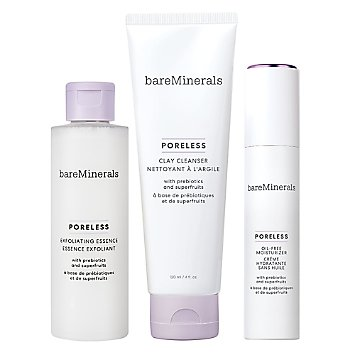 PORELESS 3-Step Regimen