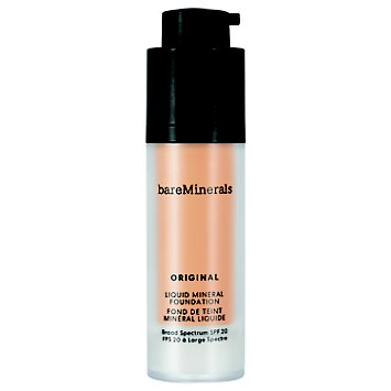 ORIGINAL LIQUID MINERAL FOUNDATION BROAD SPECTRUM SPF 20