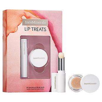 LIP TREATS: Lip Balm & Scrub Duo