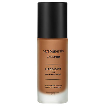 MADE-2-FIT BAREPRO Liquid Foundation SPF 15