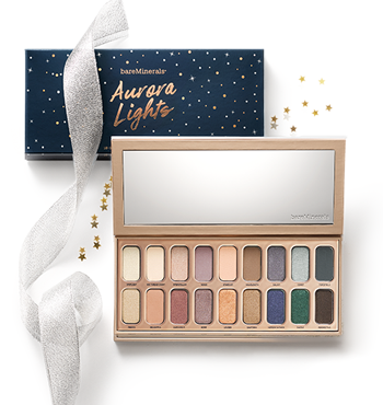 Aurora Lights Eyeshadow Palette