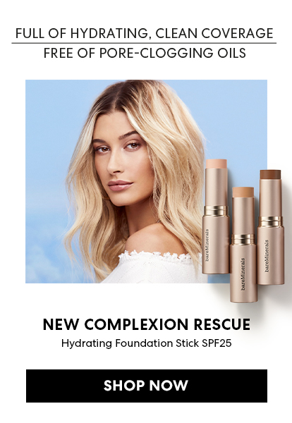 New Complexion Rescue Hydrating Foundation Stick