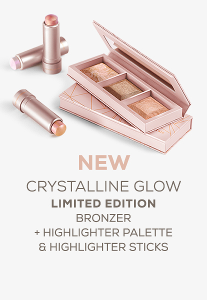 New Crystalline Glow Limited Edition