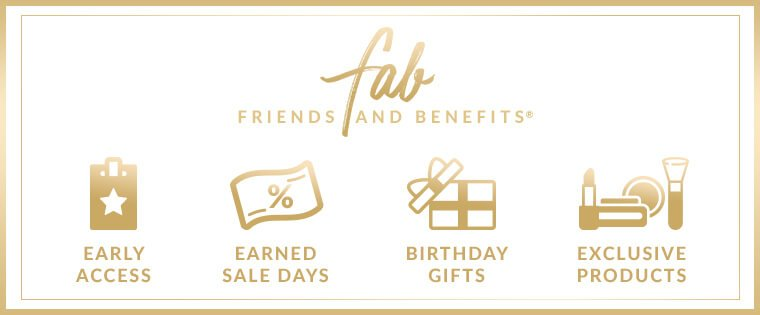 Friends and Benefits rewards program image
