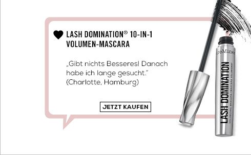 Lash Domination(R) 10-IN-1 Voumen Mascara