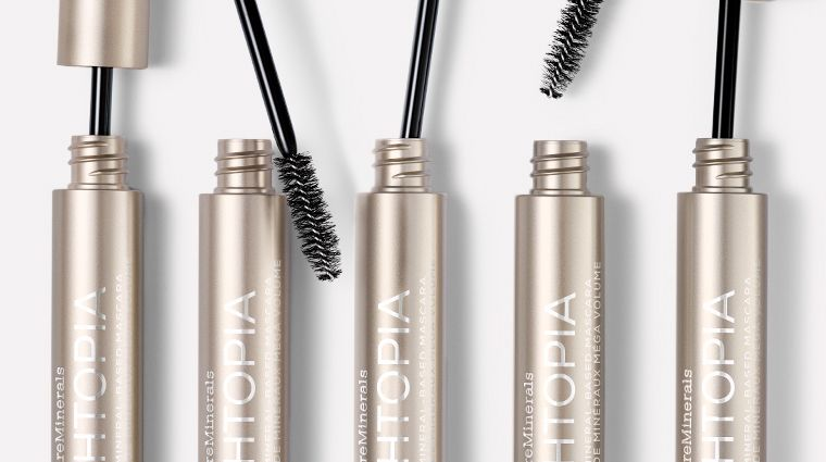 Lashtopia - Mega Volume Mineral-Based Mascara Dream Lashes.