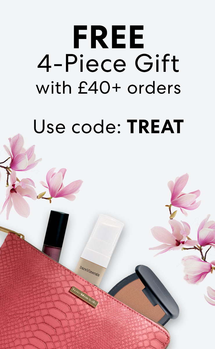 FREE 4-Piece Gift with £40+ orders