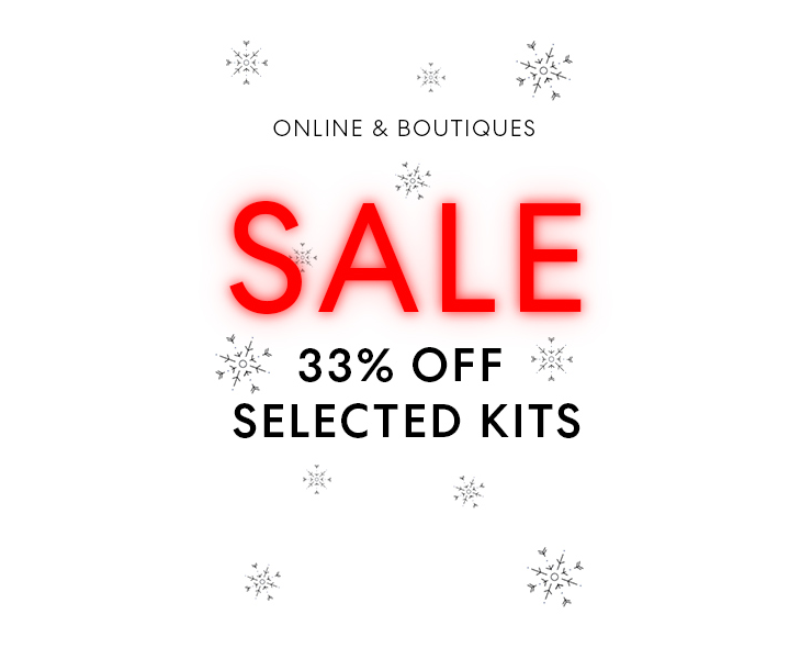 SALE - 33% off selected kits