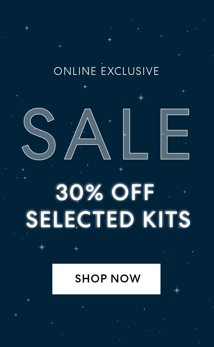 SALE - 30% off selected kits