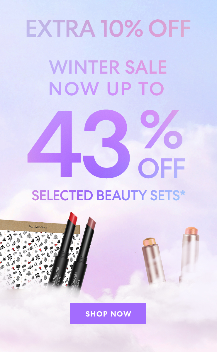 Up to 43% off Sale