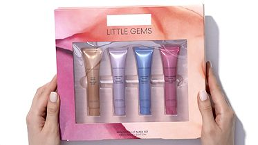 thumbnail imageLITTLE GEMS Mini Metallic Mask Set