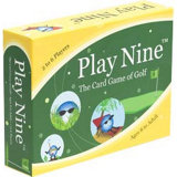 Play Nine Card Game of Golf