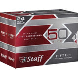 Fifty Elite Golf Balls - Double Dozen