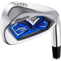 Mizuno JPX-850 4-PW, GW Iron set with Steel Shafts
