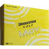Lady Precept Yellow Golf Balls