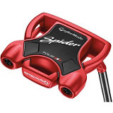 Spider Tour Red #3 Putter with Sightline