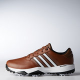 Men's 360 Bounce Spiked Golf Shoe - Brown
